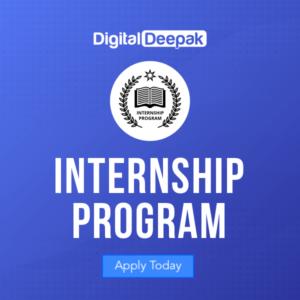 apply for digital deepak internship