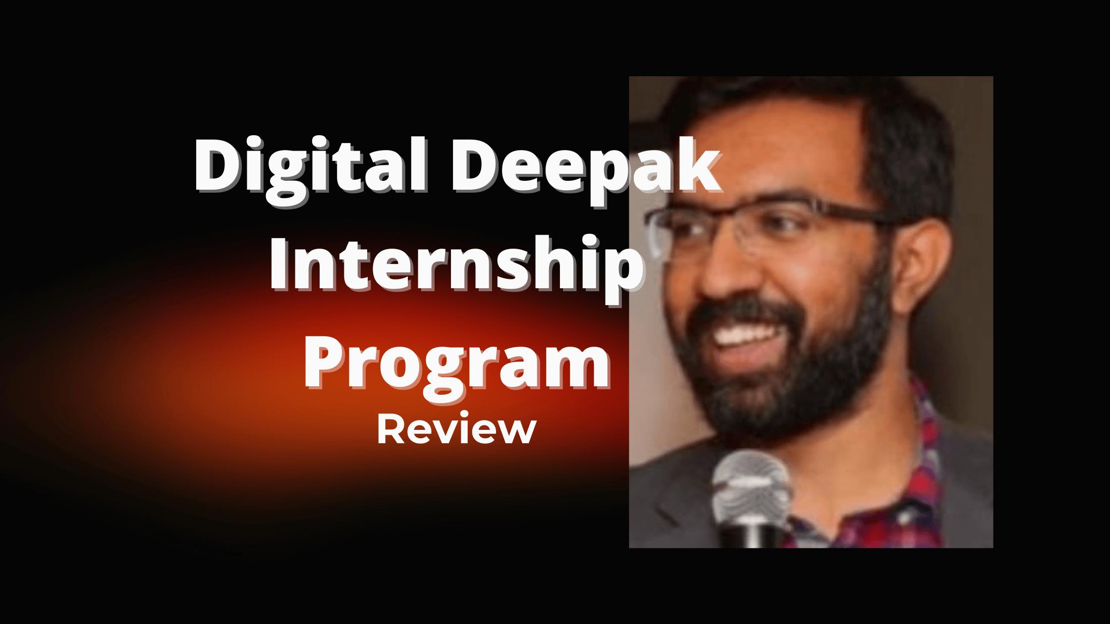digital-deepak-internship-program